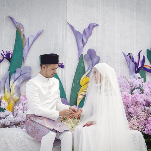 ELFIRA + FARIS NIKAH SESSION